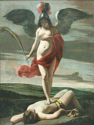 Le Nain Mathieu - Allegorie de la Victoire
