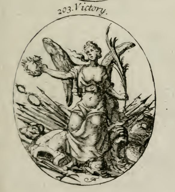 Victory from an English edition of Iconologia